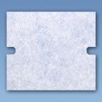 AM 10P - Ersatzfiltermatte für FR 102 VPE: 5 Stück